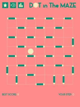 Dot in The Maze apk screenshot