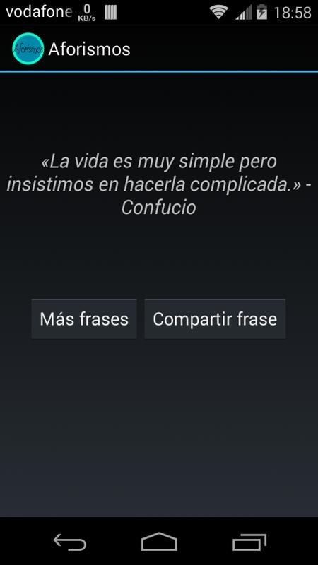 Aforismos For Android Apk Download