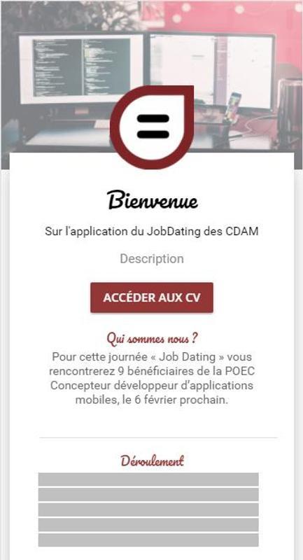 job dating afpa psi matchmaking