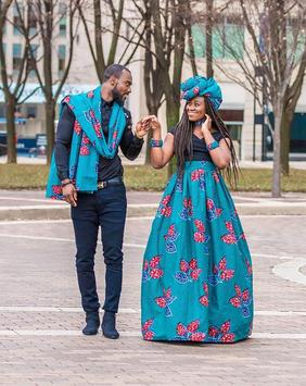 African Couple Dresses screenshot 3