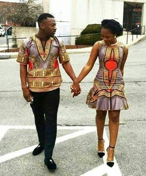 African Couple Dresses screenshot 2