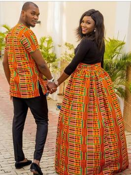 African Couple Dresses screenshot 5