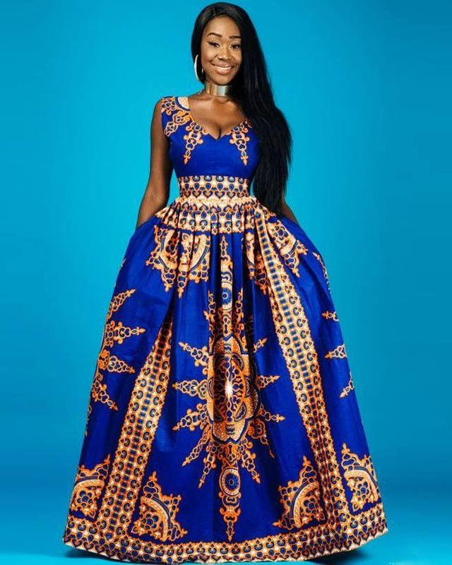 African Dress For Android