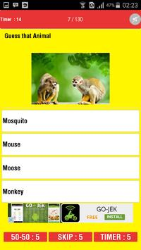 Guess The Animal Game For Kids apk screenshot