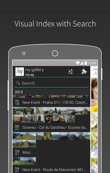 Ivy Gallery, all photos in one apk screenshot