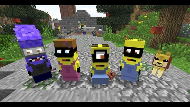 New yellow craft mods for Minecraft screenshot 4