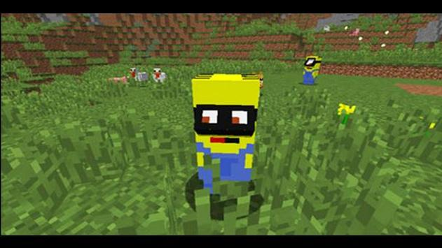 New yellow craft mods for Minecraft screenshot 5