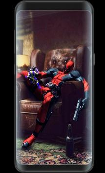 Live Deadpool Wallpapers HD poster