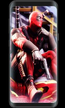 Live Deadpool Wallpapers HD screenshot 4