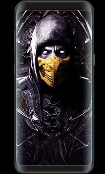 Live Mortal Kombat X Wallpapers Poster Screenshot 1