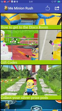 Top Cheats for Despicable Me Minion Rush poster