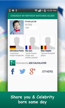 Age Calculator screenshot 12