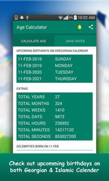 Age Calculator screenshot 6