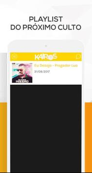 Kairós App apk screenshot