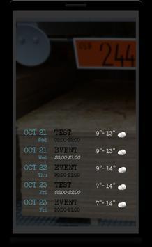 Agenda to Maps Kustom Widget apk screenshot
