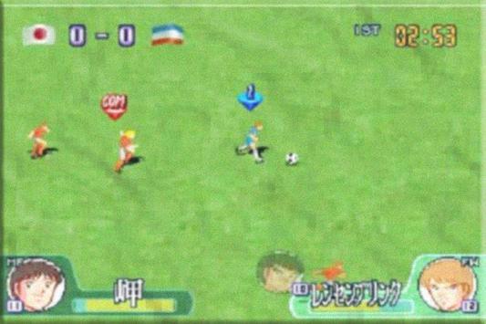 Games Captain Tsubasa Cheat screenshot 4