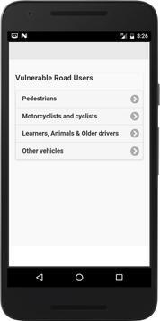 The Highway Code Namibia screenshot 1