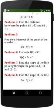 Education Council of Zambia Maths Revision screenshot 4