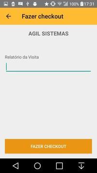 Brasiltec Check In screenshot 2