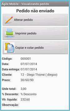 Ágile Mobile screenshot 5