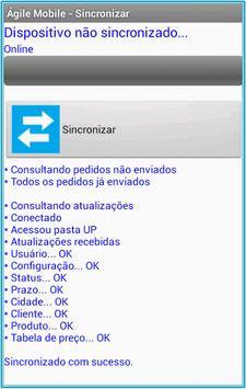 Ágile Mobile apk screenshot