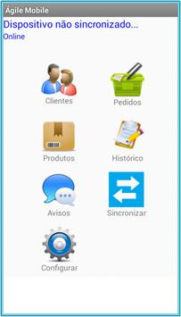 Ágile Mobile screenshot 8