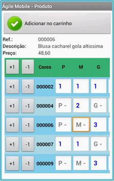 Ágile Mobile screenshot 18