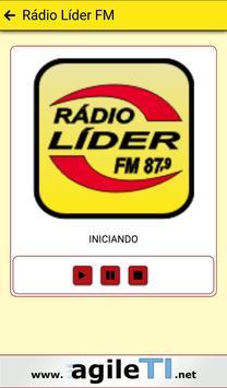 Líder 87 FM poster