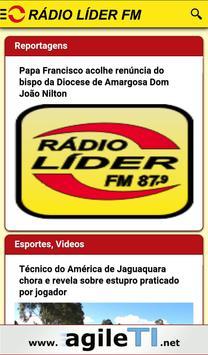 Líder 87 FM screenshot 1