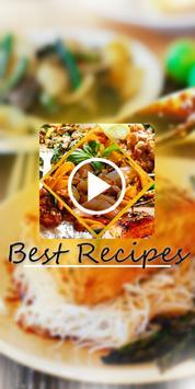 Best Recipes Video screenshot 1