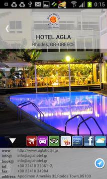 Flexibook-Agla Hotel screenshot 1