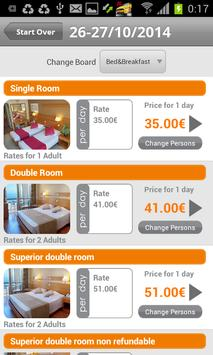 Flexibook-Agla Hotel screenshot 2