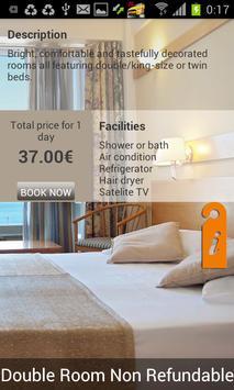 Flexibook-Agla Hotel screenshot 3