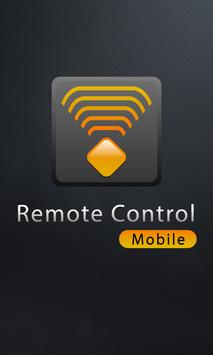 Remote control mobile screenshot 1
