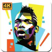 Paul Pogba HD Wallpapers 2018 icon