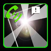 Flash alert icon