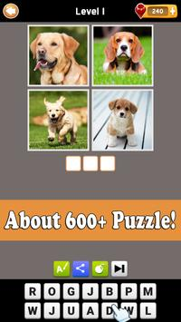 What The Word - 4 Pics 1 Word - Fun Word Guessing screenshot 2