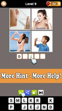 What The Word - 4 Pics 1 Word - Fun Word Guessing screenshot 5