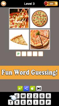 What The Word - 4 Pics 1 Word - Fun Word Guessing screenshot 6