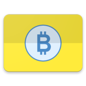 CryptoCurrency exchange rate icon