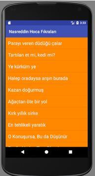 Nasreddin Hoca Fıkraları screenshot 1