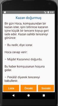 Nasreddin Hoca Fıkraları screenshot 2