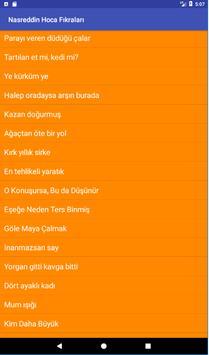 Nasreddin Hoca Fıkraları screenshot 7