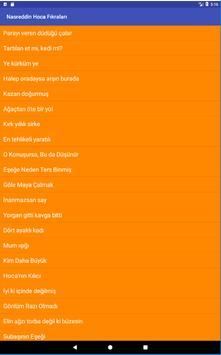 Nasreddin Hoca Fıkraları screenshot 4