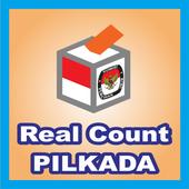 Real Count Pilkada icon