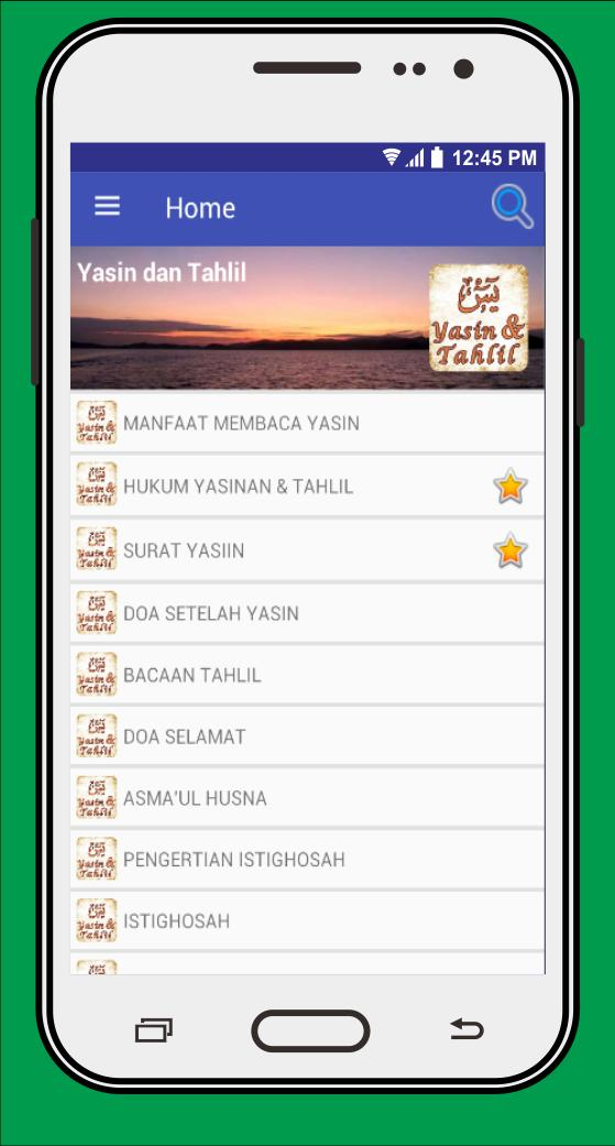 Yasin Dan Tahlil For Android Apk Download
