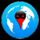 Fake Location Map icon