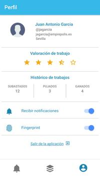 Aitana apk screenshot