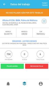 Aitana Ticket Box apk screenshot