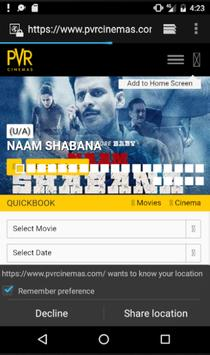 Movie Ticket Booking Portal poster